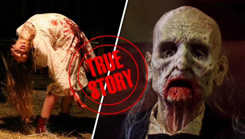 DID YOU KNOW? These 25 Creepy Horror Movies Are Based On ...